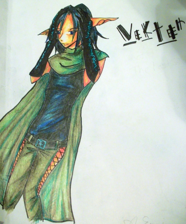 Vekter - Colored