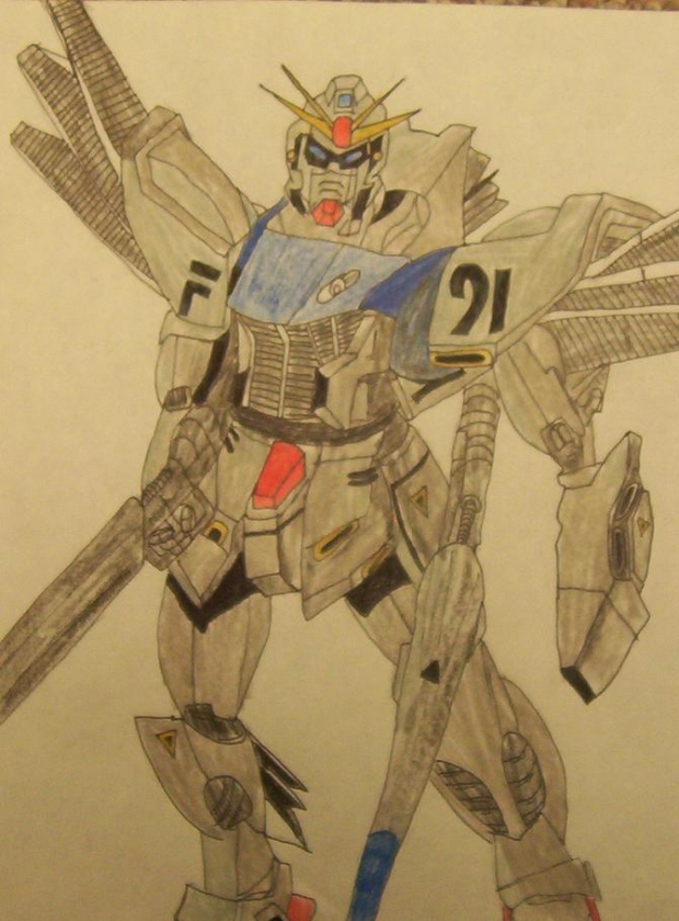Yet Another Gundam