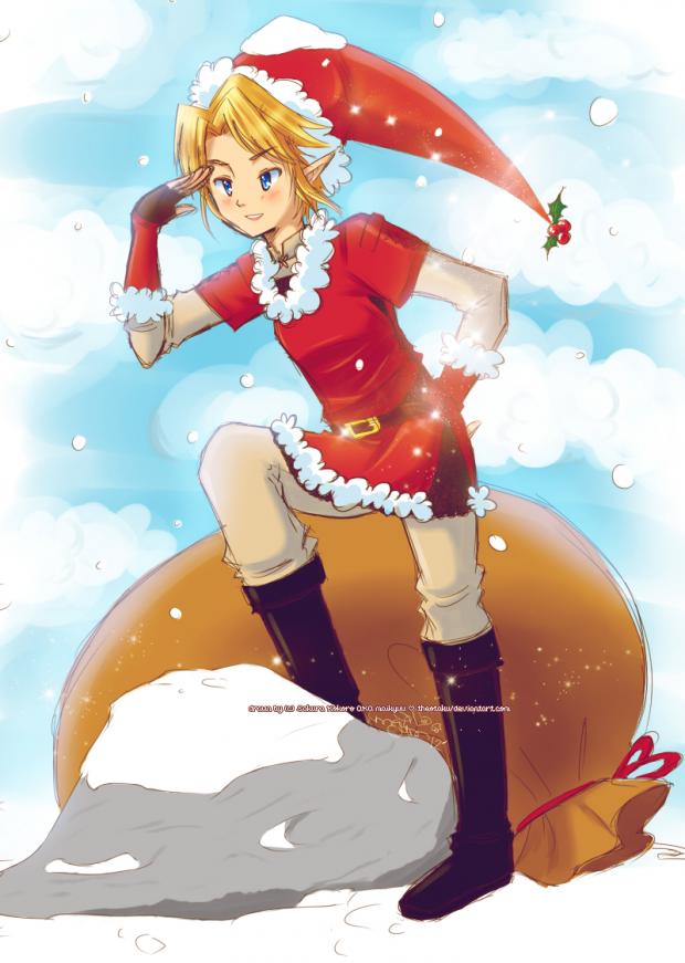 Santa Link~