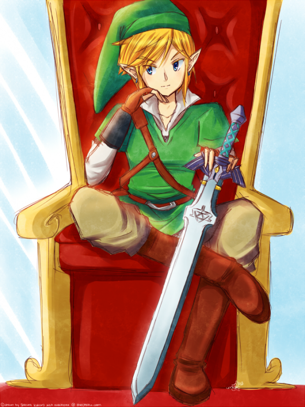 King's throne~