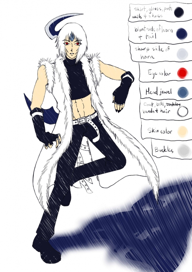 Abs New Outfit (Colro Reference)