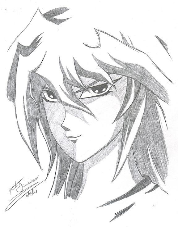 Sexy Smirk -Bakura-