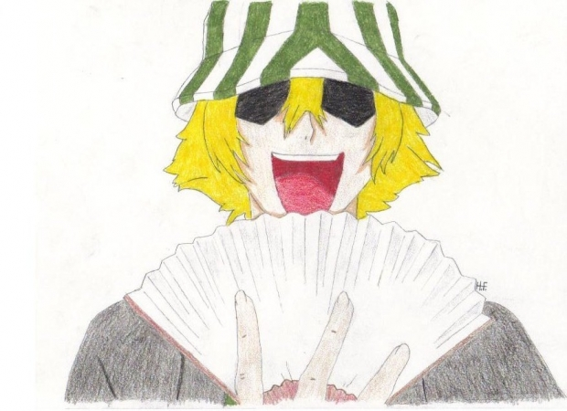 Urahara Kisuke
