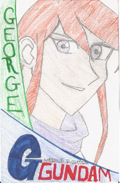 George From G Gundam