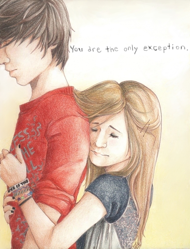 you are the only exception.