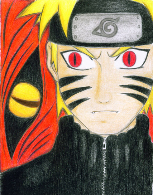 Naruto & The Demon Fox