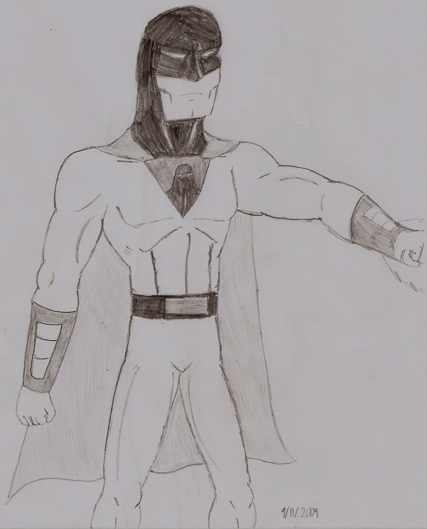 Space Ghost (2)