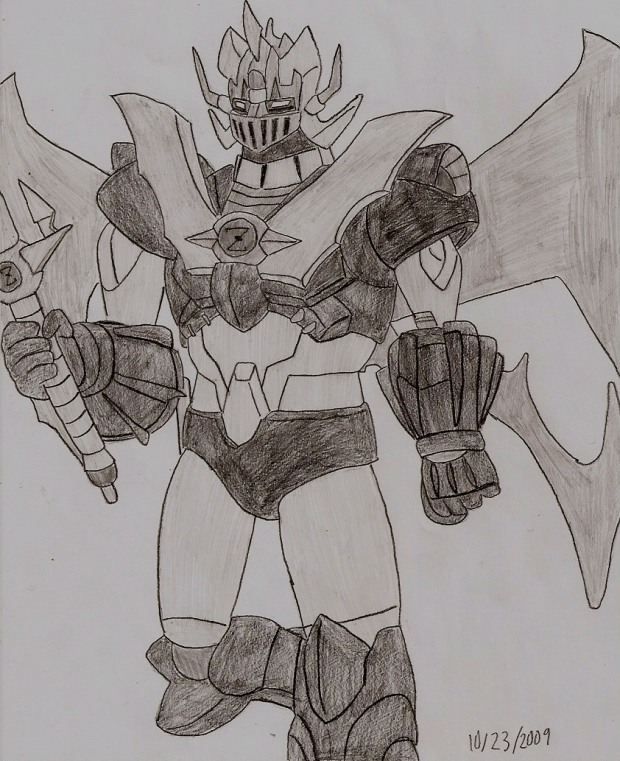 Mazinkaiser The Warrior