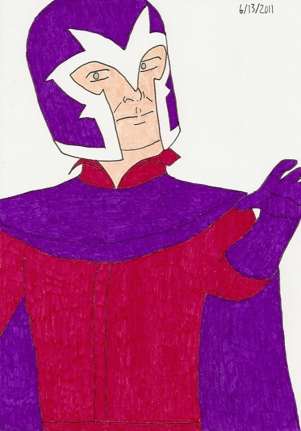 X-Men First Class: Magneto