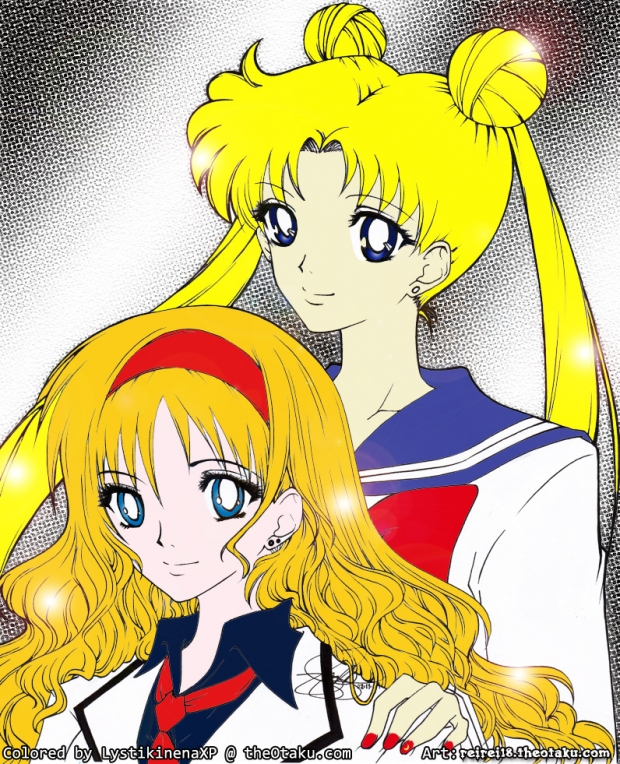 Usagi &amp; Avenafiel