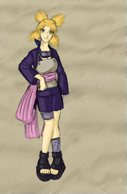 Temari (colored)