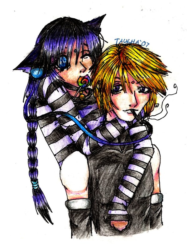 Sanzo and Ceres