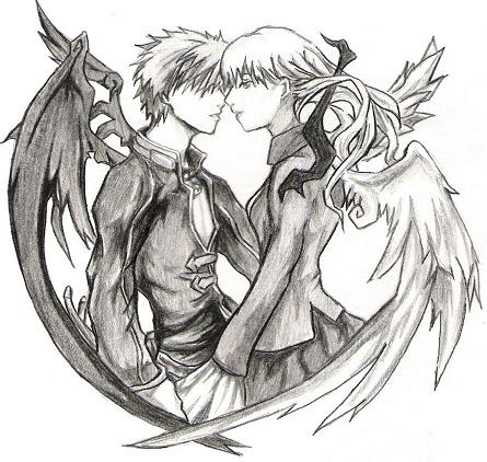 Angelic Lovers
