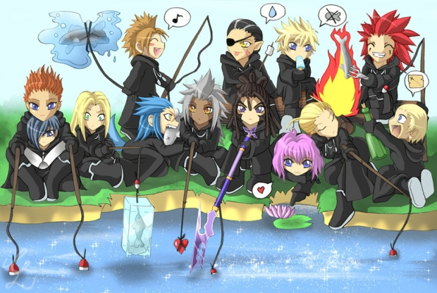 The organization fishing
