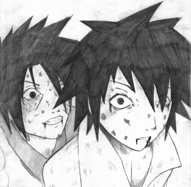 Madara X Sasuke