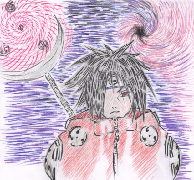 Uchiha Madara.