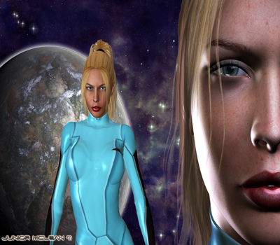 The Return of Zero Suit Samus Aran