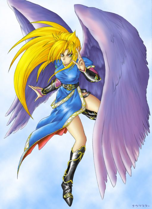 Nina - Breath Of Fire 2