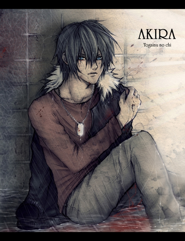 akira - togainu no chi