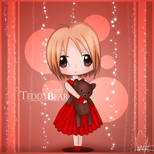 Teddy Bear - Ayu