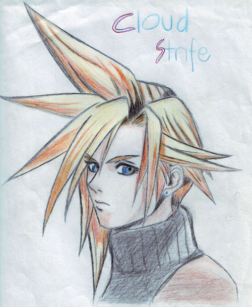 Cloud Strife (old)