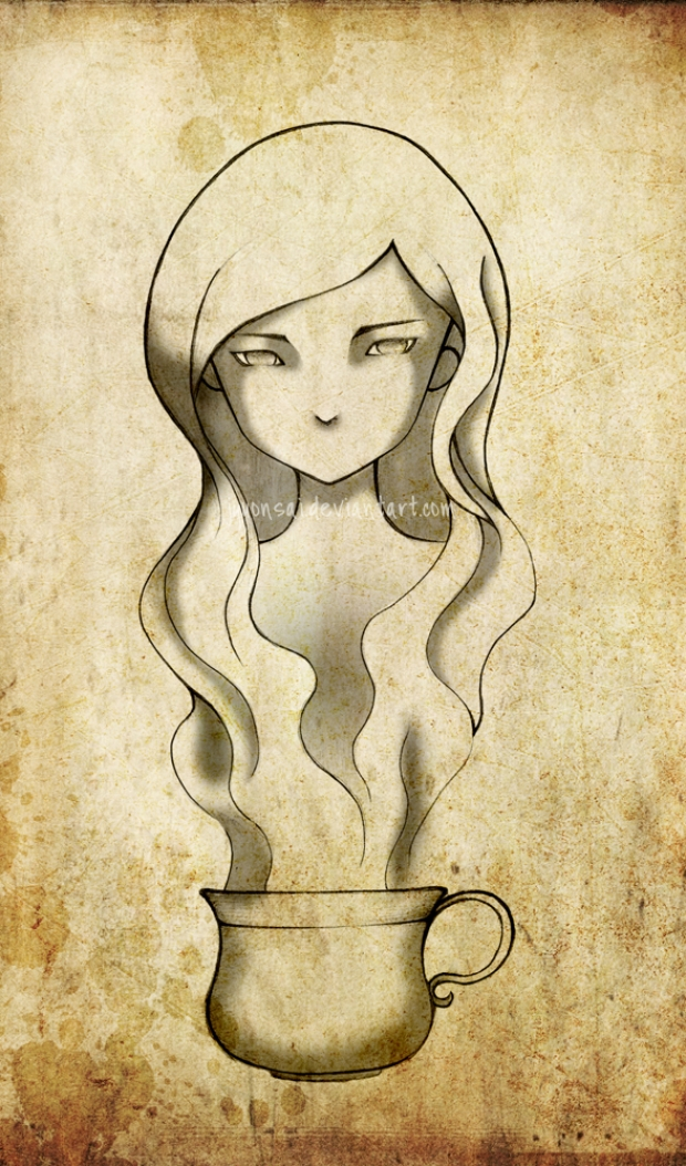 Coffee Nymph