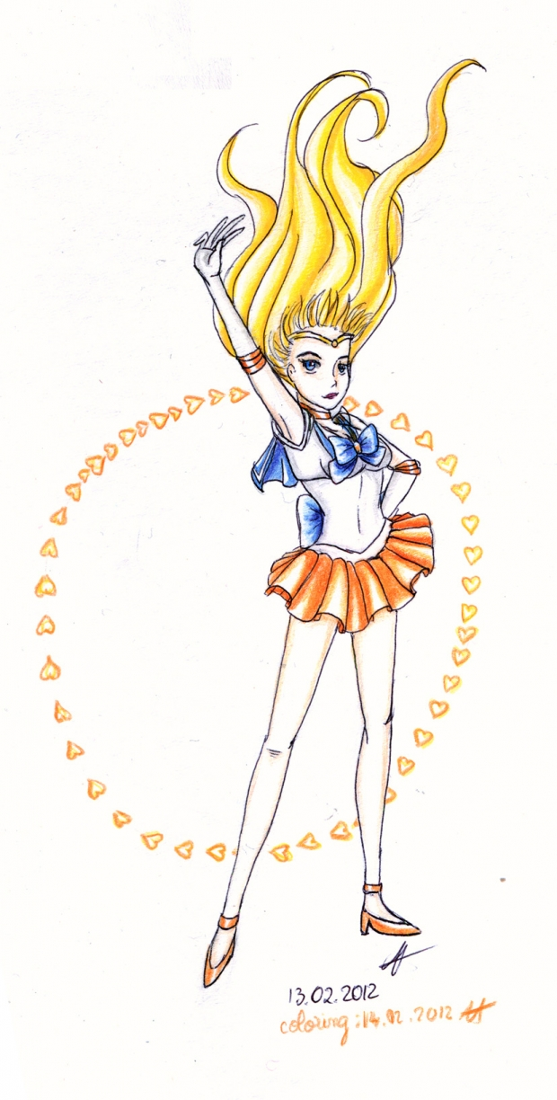 Reworked: Sailor Venus