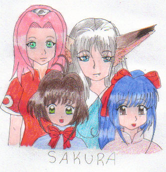 We're All Named Sakura