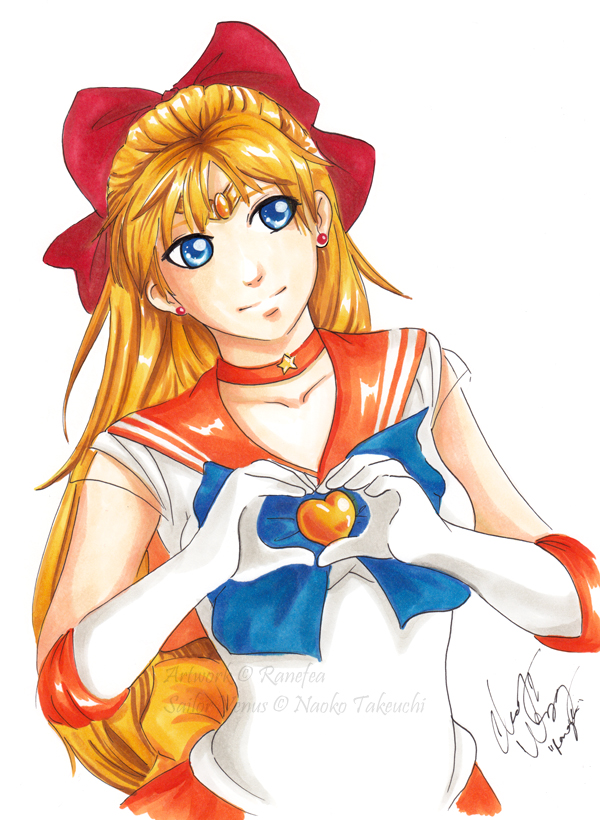 Sailor Venus - COPIC Practice