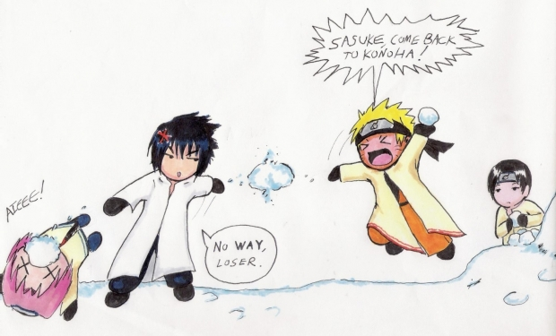 Epic Snowball Battle