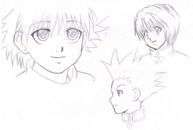 Hunter x Hunter Firsts