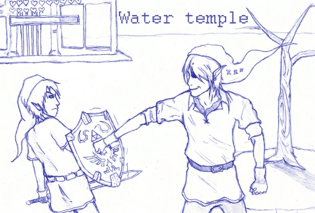 Water Temple Showdown