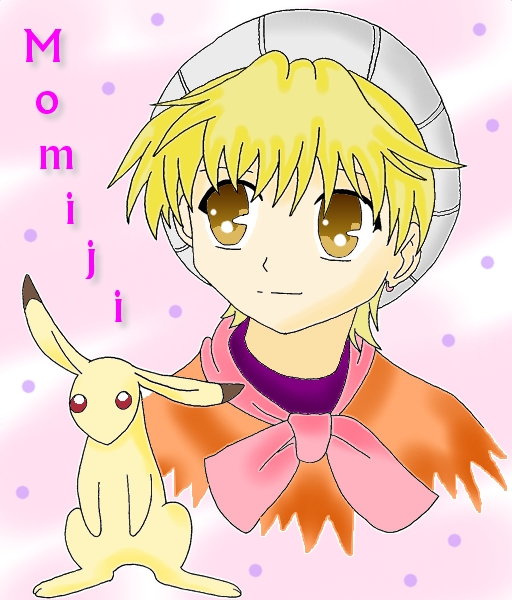 Momiji Sohma - The Rabbit
