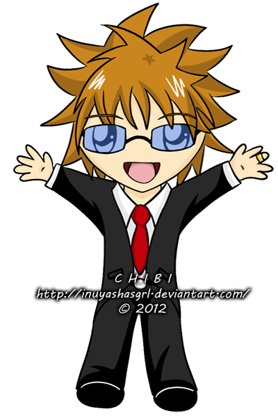 Fairy Tail: Chibi Leo