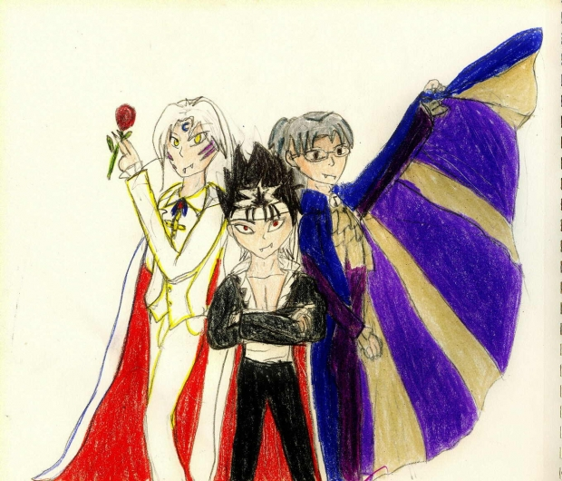 Vampire Trio