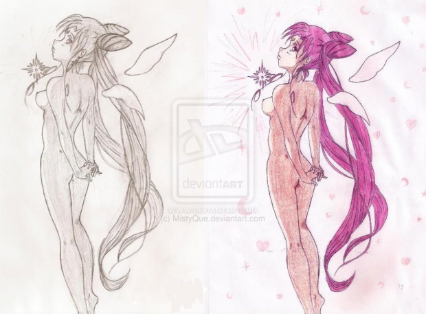 Chibiusa Mature - comparison