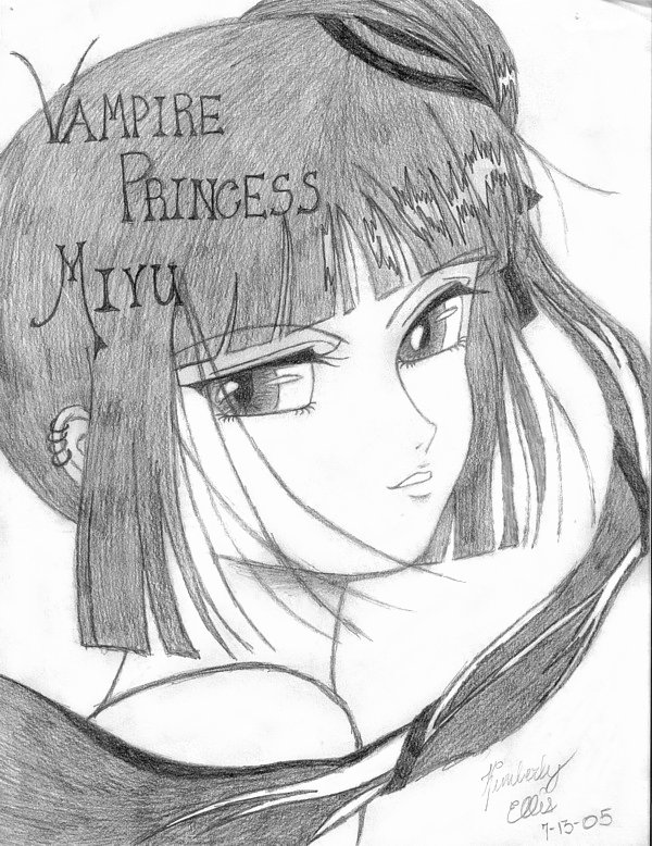 Vampire Princess Miyu (modified)