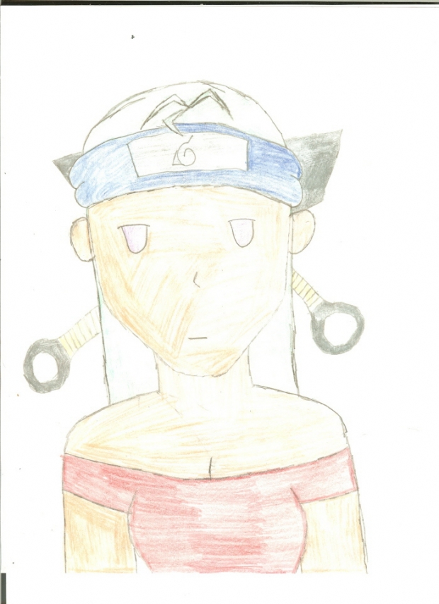 My Oc For Naruto
