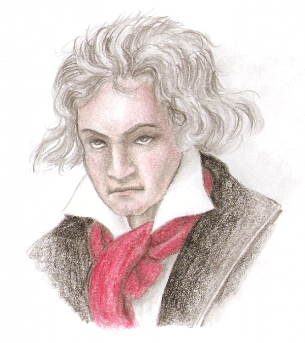 The Stormy Beethoven!