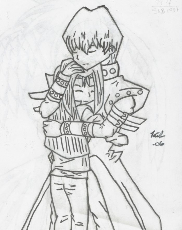 Kaiba And Serenity (again)