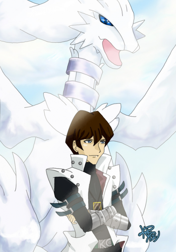 Kaiba and Reshiram