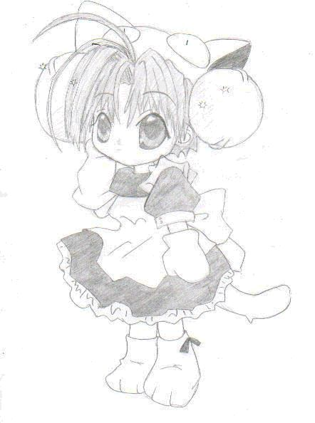 Dejiko Of Di Gi Charat
