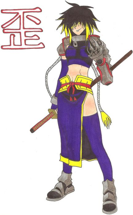 Albel The Wicked From Star Ocean
