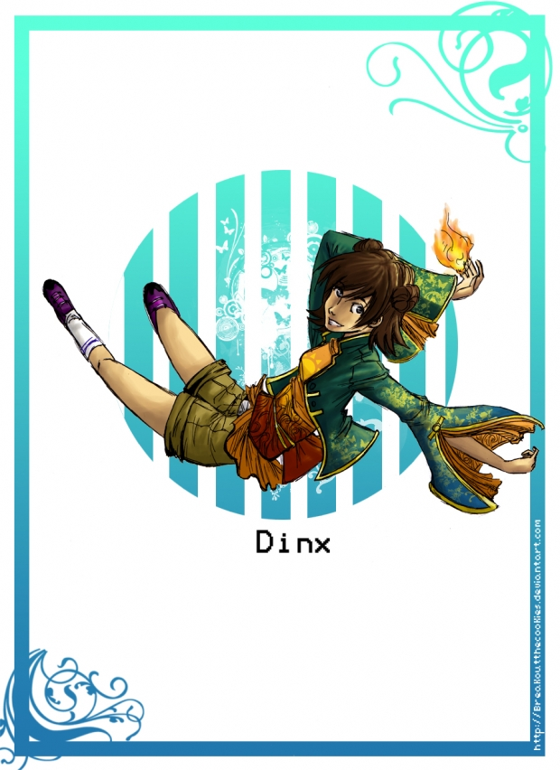 Dinx for Knickolaus