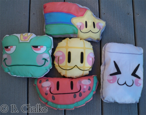 All Together Now Pillows