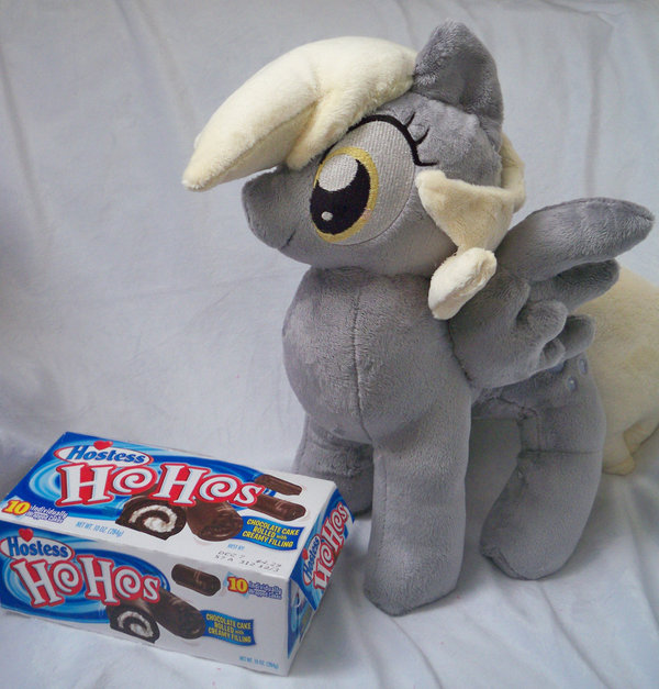 Derpy Plush Commission