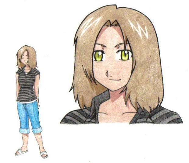Me ( FMA style )