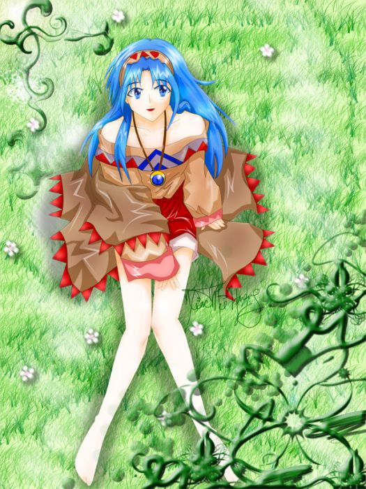 Lucia- Lunar Legend Eternal Blue