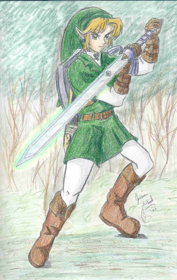 Link Powering Up