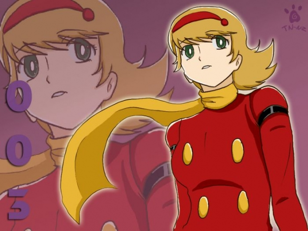 Cyborg 003